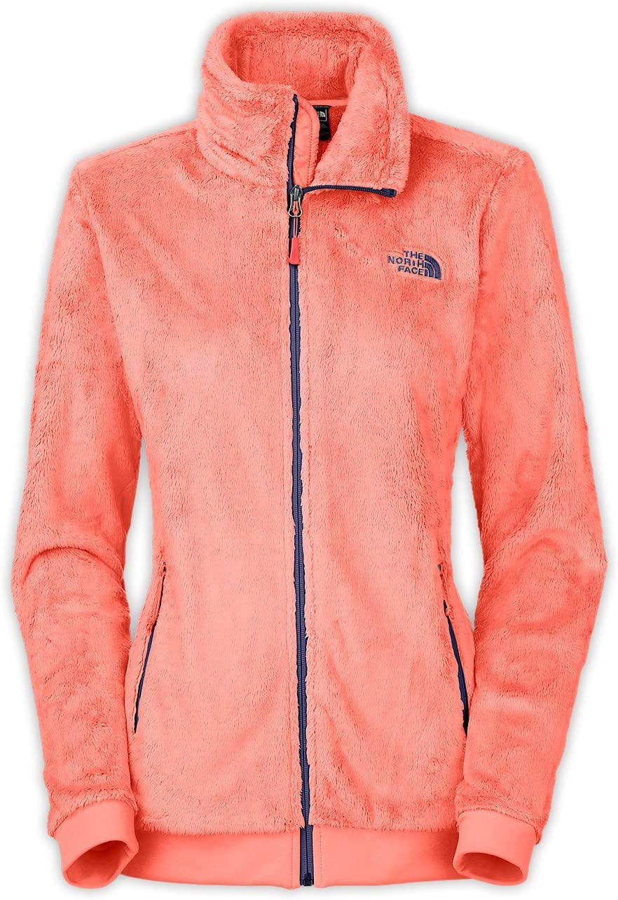 Peach fuzzy northface | North face