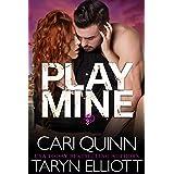 Play Mine: Rockstar Romantic Suspense (Brooklyn Dawn Book 3)