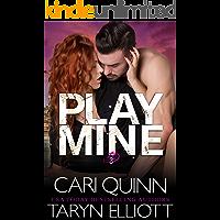 Play Mine: Rockstar Romantic Suspense (Brooklyn Dawn Book 3) book cover