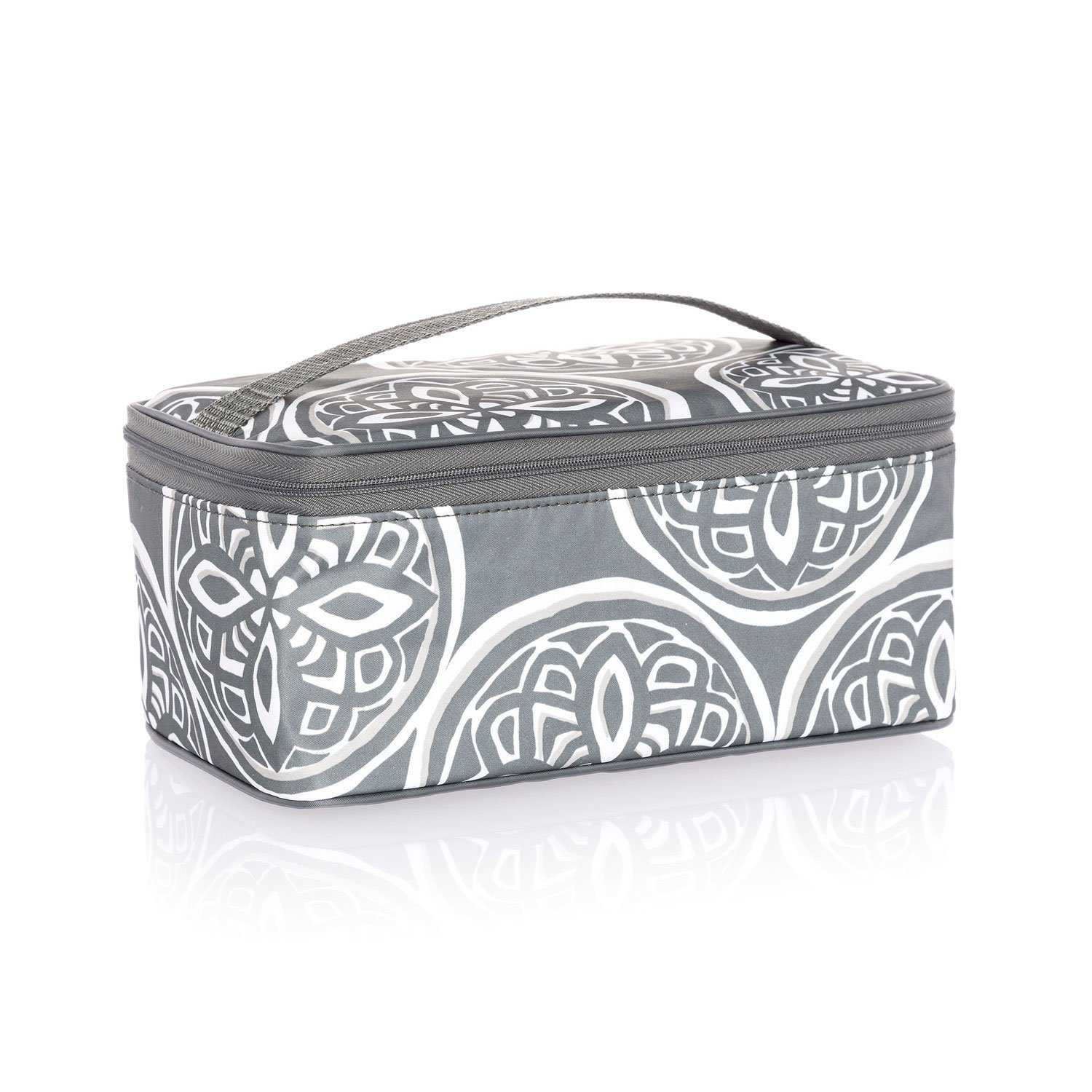 Thirty One Glamour Case in Woodblock Whimsy - No Monogram - 6121