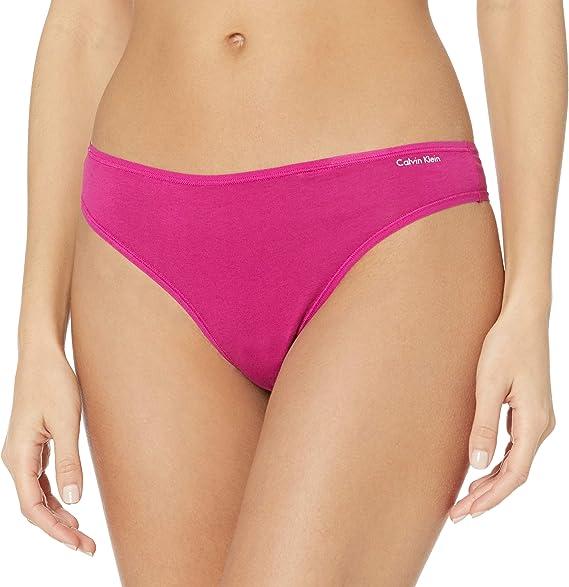 Calvin Klein Underwear Women's Form 5 Pack of Thongs