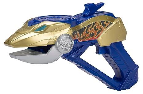 Set Bagno Rana : Power rangers 43536 pistola blaster a forma di rana della serie