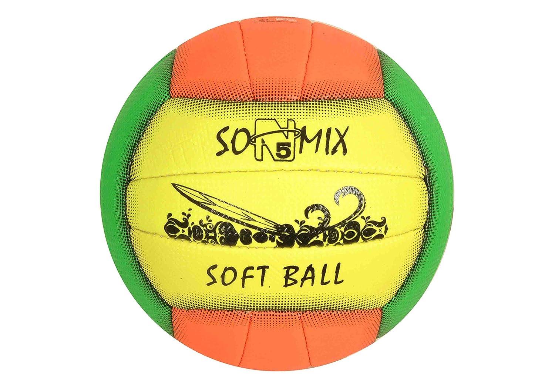USG CBL300BE Ballon de Plage Mixte Enfant, Jaune USGW3|#USG
