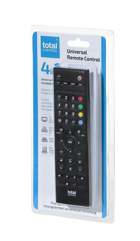 Total Control urc1745 Universal Mando a Distancia: Amazon.es: Electrónica
