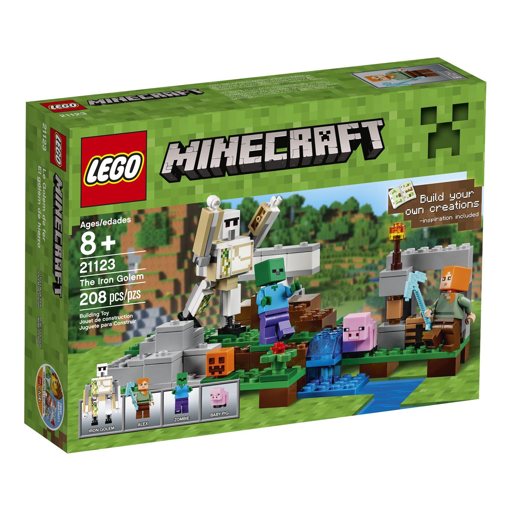 LEGO The Iron Golem
