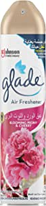 Glade Air Freshener Spray, Blooming Peony and Cherry, 300 ml