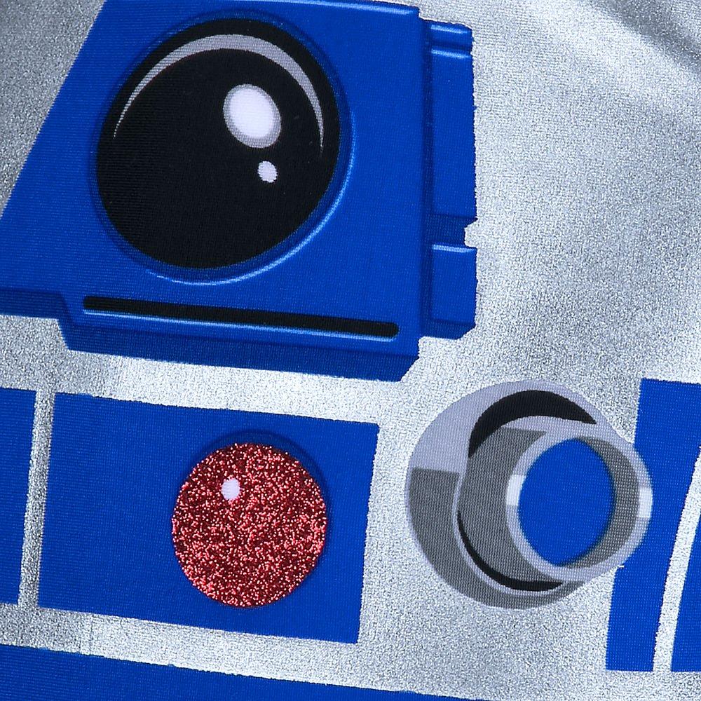 Star Wars R2-D2 Swimsuit for Girls
