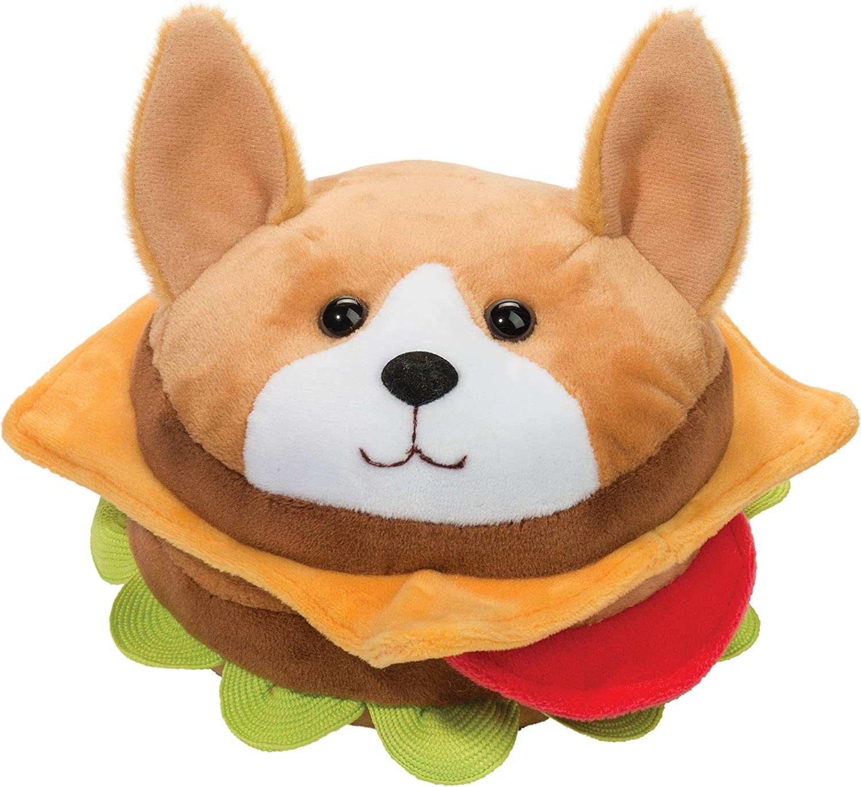 Douglas Corgi Dog Burger Macaroon Plush Stuffed Animal