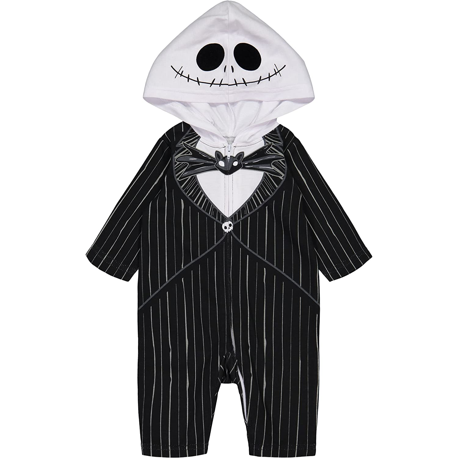 Baby Boys' Jack Skellington Costume Coverall