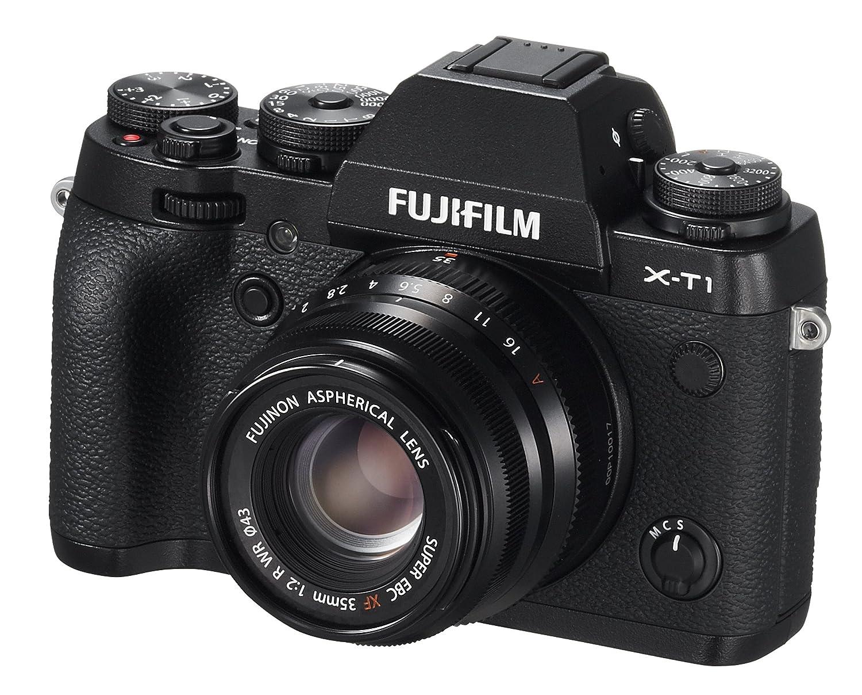 Fujifilm Xf35mmf2 R Wr Fujinon Objektiv Schwarz Kamera X A3 Kit 16 50mm F35 56 Ois Ii Brown