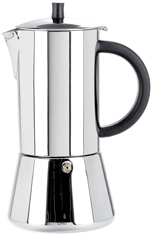 Cilio 342222 Espressokocher Figaro 10 Tassen