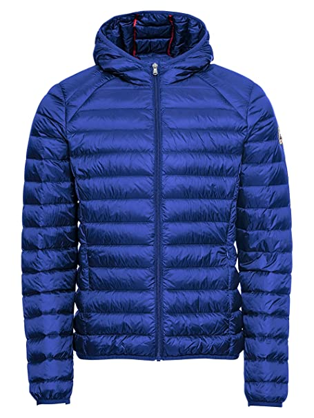 JOTT Jott Nico Mens Hooded Jacket Bleu Roi M: Amazon.es ...
