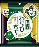 永谷園 ひとくち和菓子 抹茶わらびもち 5食入×6袋