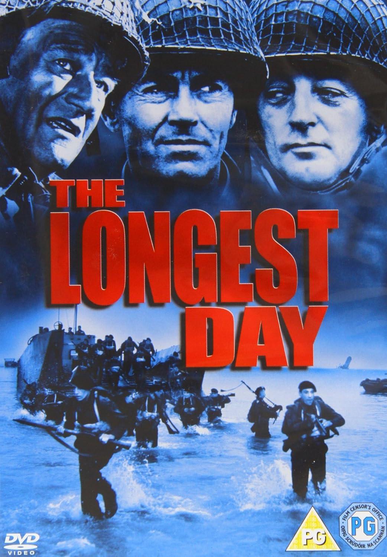 Longest Day The DVD [Reino Unido]: Amazon.es: Eddie Albert ...