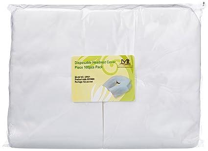 Promafit - Toallitas higiénicas para cojines de cara (100 unidades)