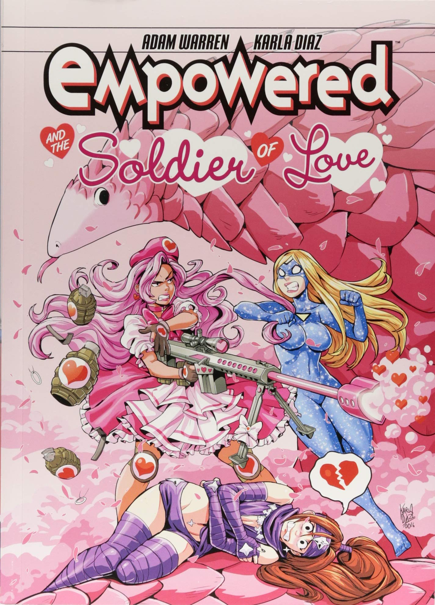 Empowered and the Soldier of Love PDF