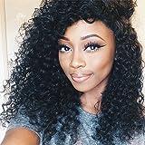 "Klemmer Lover? Peruvian Virgin Hair Bundles 6A Unprocessed Human Hair Weaves Peruvian Kinky Curly Natural Black Cheap Peruvian Kinky Curly Hair 8""-30"" Human Hair Extension Free Shipping"