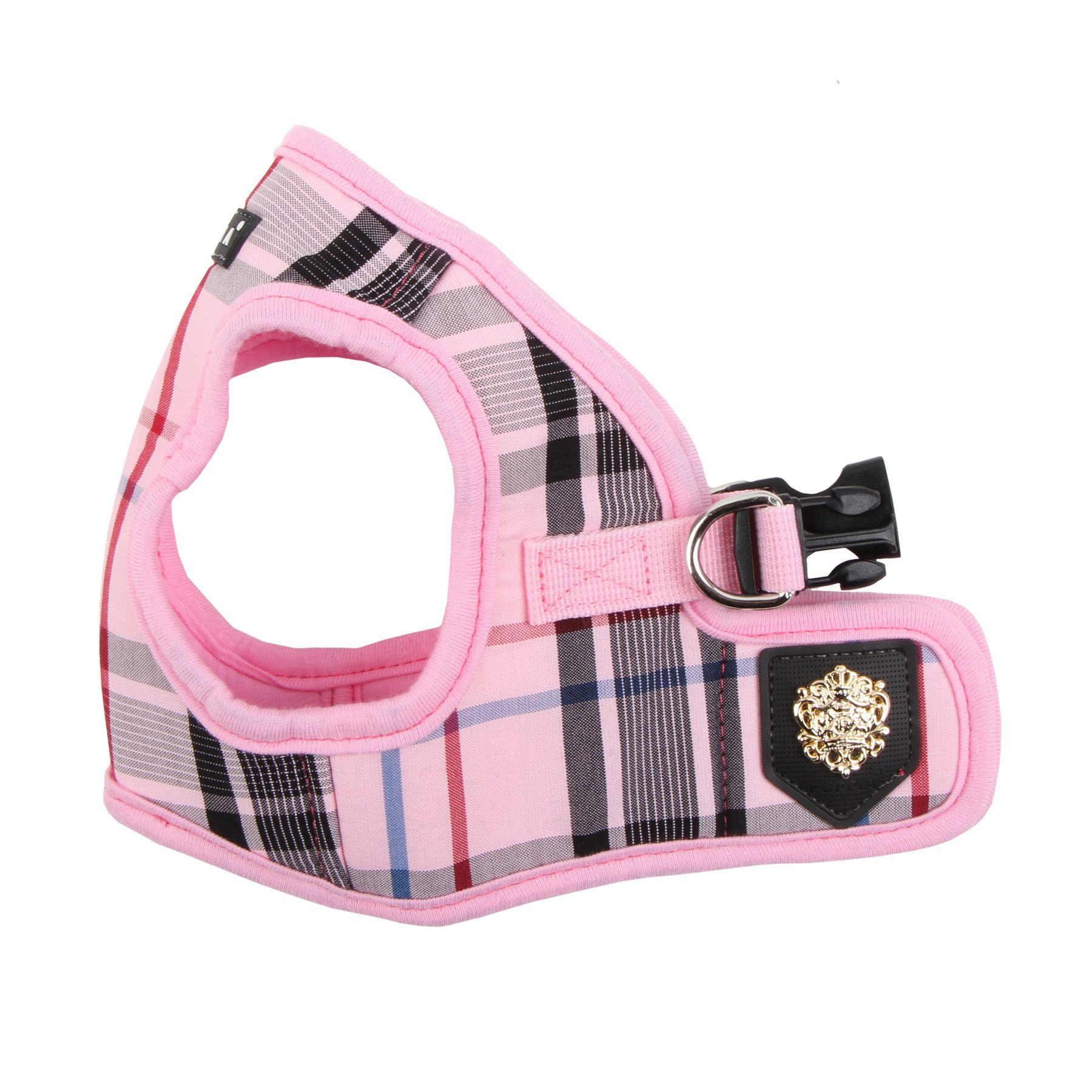 Puppia Junior Harness B, X-Large, Pink by Puppia