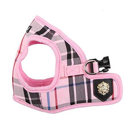 PUPPIA Arnés Junior B, XL, Color Rosa: Amazon.es: Productos para ...