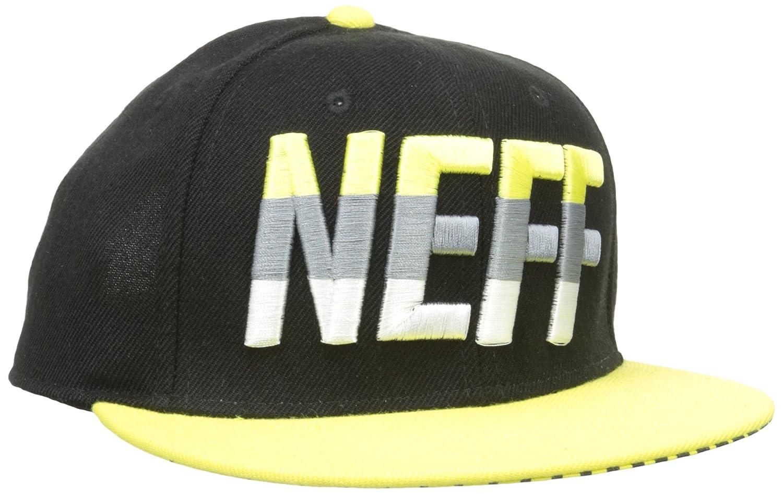 Neff QS12307 Visera, Unisex Adulto, Negro (Black/Yellow), U ...