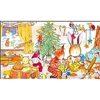 Christmas Crafts Advent Calendar