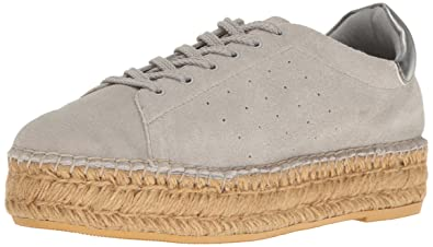 e47d6ec295b STEVEN by Steve Madden Women s Pace Fashion Sneaker Grey Suede 9 M US