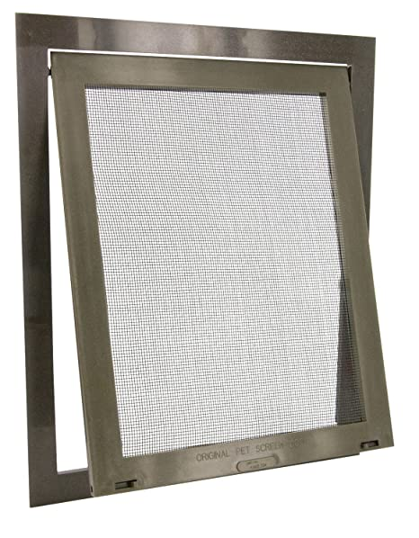 PetSafe Pet Screen Door Bronze  sc 1 st  Amazon.com & Amazon.com : PetSafe Pet Screen Door Bronze : Pet Door For Screen ...