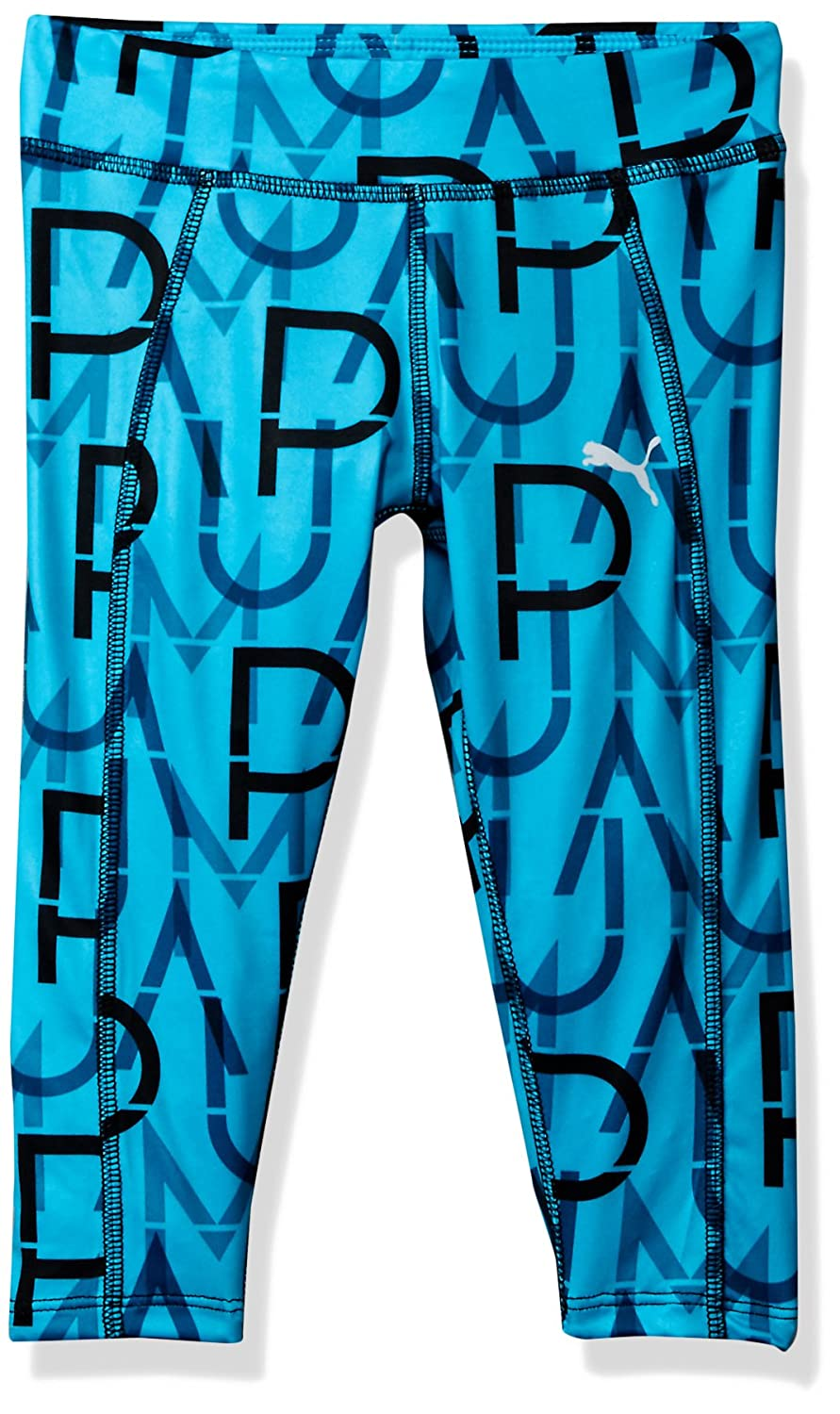 PUMA Girls Printed Capri 81173189
