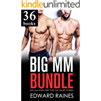 Big MM Bundle: Straight to Gay First Time Erotica Box Set book cover