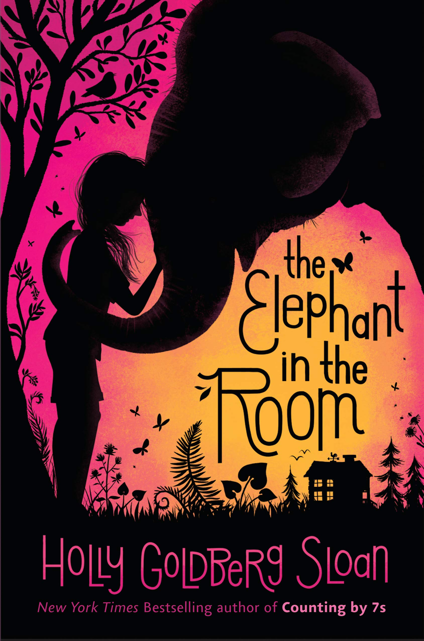 Top 2021 Releases: The Elephant in the Room: Sloan, Holly Goldberg