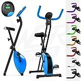 X-Bike cyclette/ergometro ripiegabile, magnetico, per allenamento fitness, cardio, workout e perdita di peso