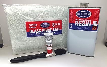 Bailey s Premium - Kit de calidad de reparación de resina ...