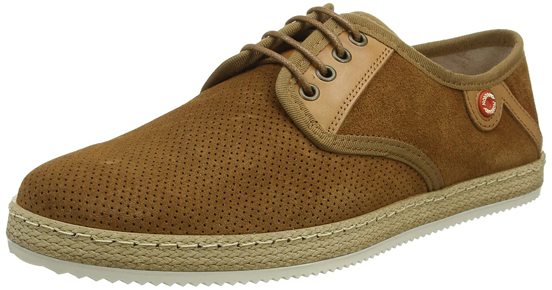 TALLA 44 EU. NOBRAND Da 2, Zapatos de Cordones Derby para Hombre