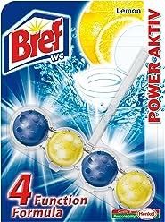 BREF WC Power Aktiv Lemon Cleaning Balls (10 Pack) by Bref