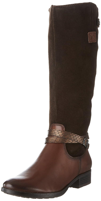 Tamaris Women's 25503 Cold lined riding boots long length
