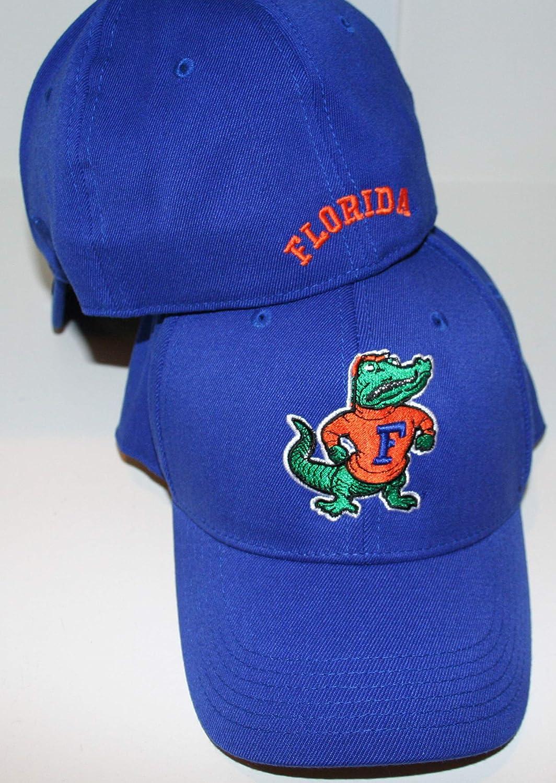 Campus Hats University of Florida Gators FLA Blue DHS Limited Vintage Gator Mens//Womens Fitted Baseball Hat//Cap Size Medium 7 1//8 7 1//4