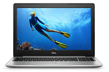 8df213fb5cc Dell Inspiron 15 5000 15.6 Inch HD Thin and Light Laptop (Platinum Silver)  AMD