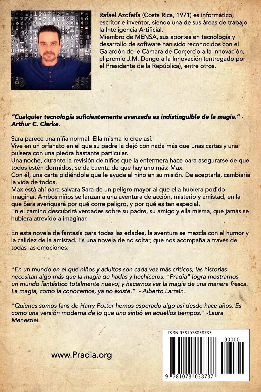 Pradia: La Corona Perdida (Spanish Edition): Rafael Azofeifa ...