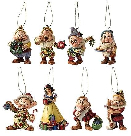 Disney Showcase Collection Snow White The Seven Dwarfs Christmas