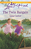 The Twin Bargain: A Fresh-Start Family Romance (Love Inspired)