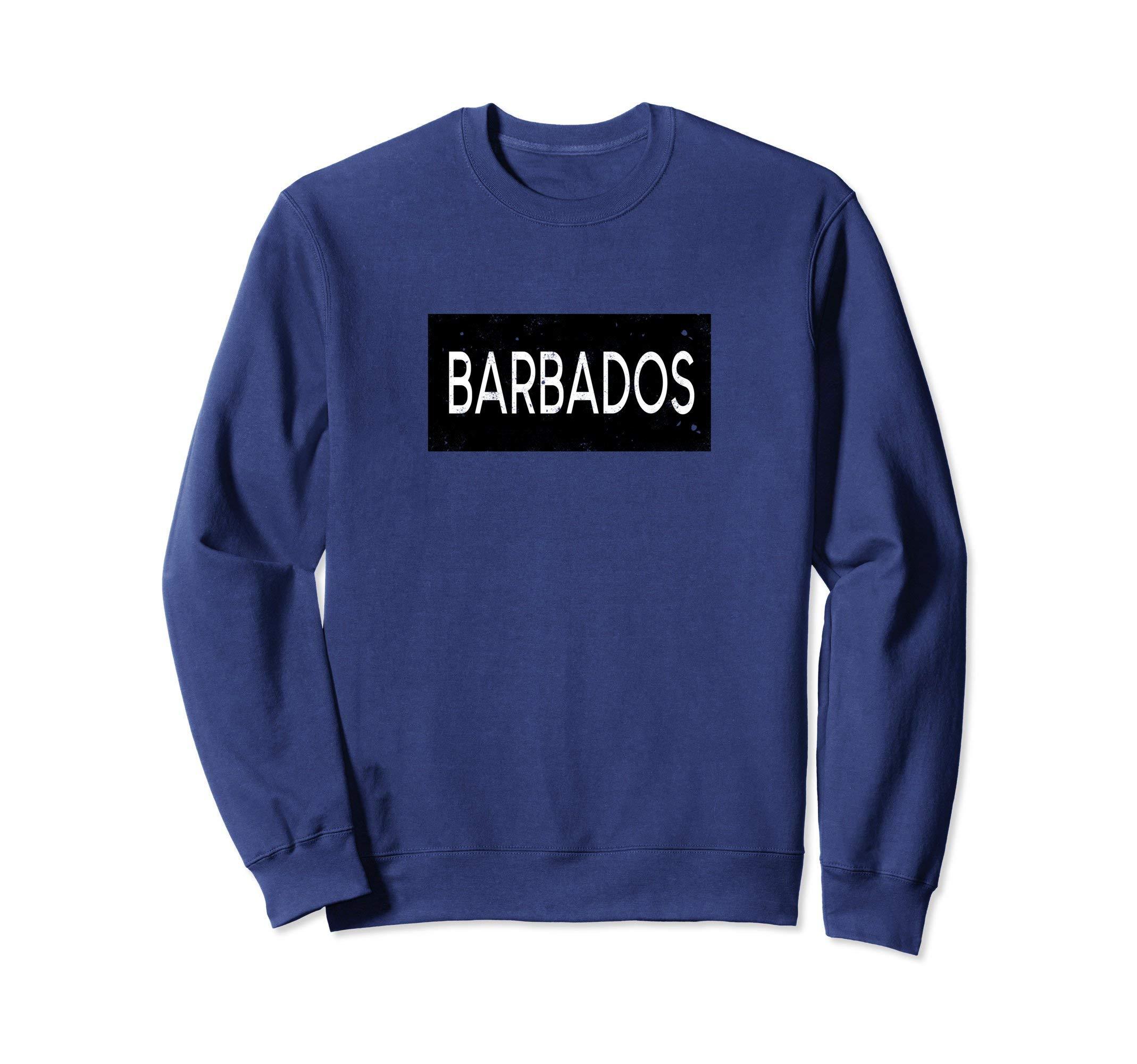 Barbados Sweatshirt Barbadian Bajan Travel Souvenirs Gift