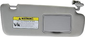 Kia Genuine 85202-2G250QW Sun Visor Assembly