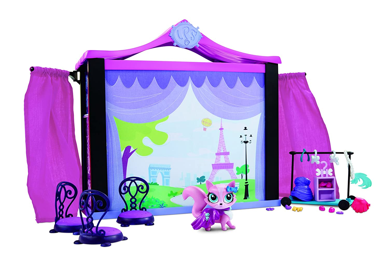 Hasbro A7942EU4 Littlest Pet Shop Tierchenb/ühne