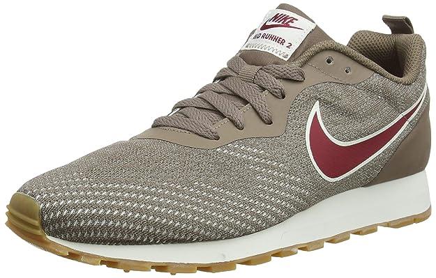 huge selection of 1fd82 a2590 Nike Damen Md Runner 2 Eng Mesh Laufschuhe grau  Amazon.de  Schuhe    Handtaschen