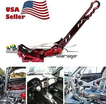 Universal Polished Racing Hydraulic E-BRAKE Drifting Drift Handbrake Lever Gear