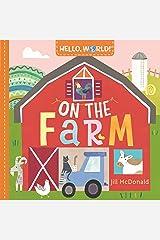 Hello, World! On the Farm Kindle Edition