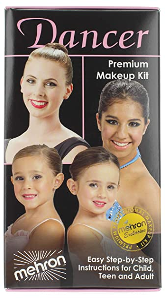Amazon Com Mehron Makeup Premium Character Kit Dancer Health