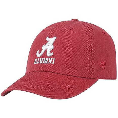 80e65f830977 Top of the World NCAA-Alumni-Cotton Crew-Adult Adjustable Strapback-Hat