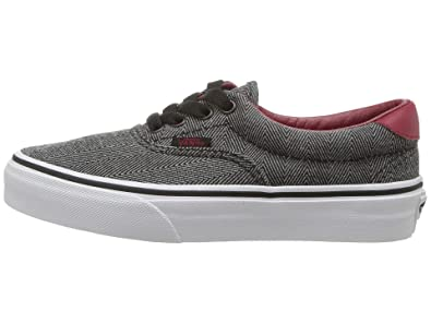 2606eed9df8aa Amazon.com | Vans Kids Era 59 Boy's Skate Shoe | Skateboarding
