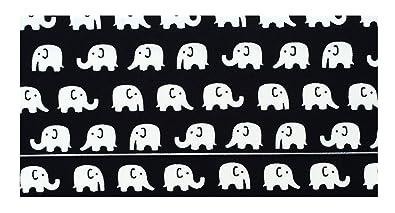 amazon com women men checkbook wallet elephants cotton checkbook